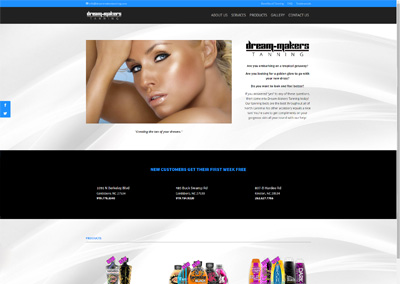 Dream Makers Tanning