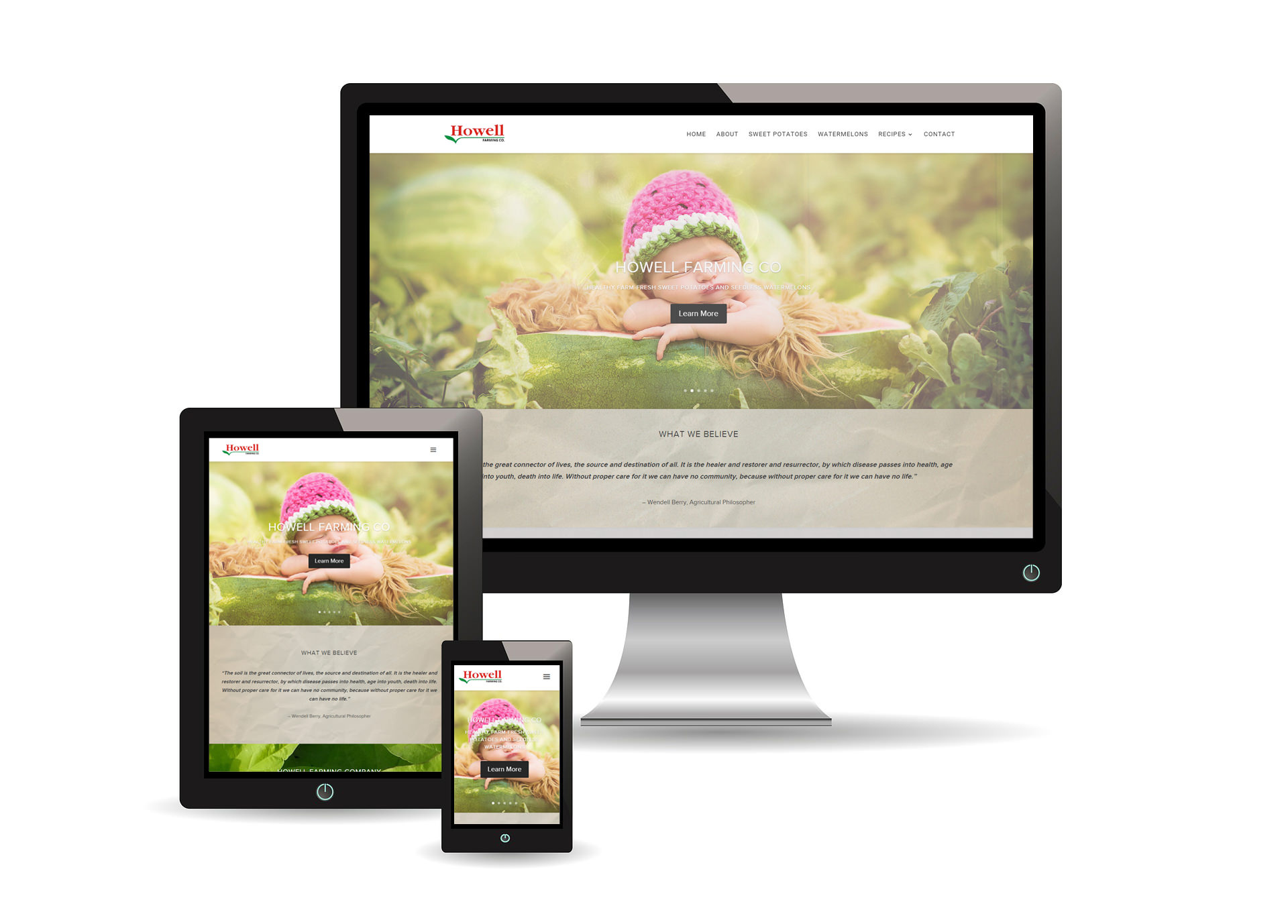 Responsive Web Design by ITSS